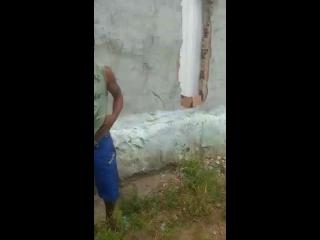 bebada fudendo ao ar livre com rapaz broxa em video amador