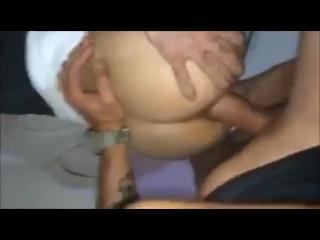 sexo anal com virgem amadora que sangrou pelo cuzinho