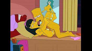 xvideos os simpsons bart socando a piroca na namorada ninfeta