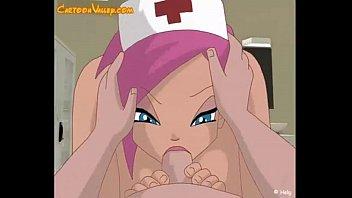 filme de sexo em desenho jovem comendo buceta da enfermeira